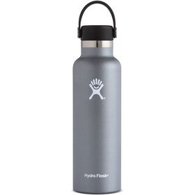 Hydro Flask Standard Mouth Flex Bottle 621ml graphite